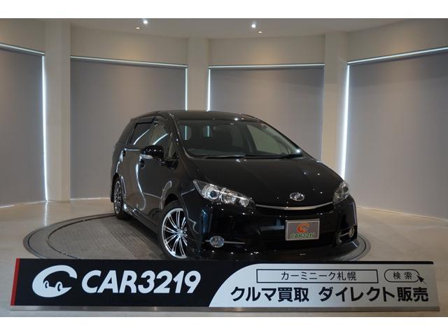 トヨタ ウィッシュ 1.8S 寒冷地仕様 4WD モデリスタ フルセグTVナビ