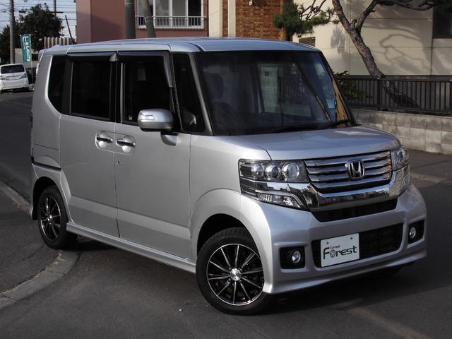 G SSパッケージ 4WD 両側パワスラ 純正SDナビTV(1枚目)