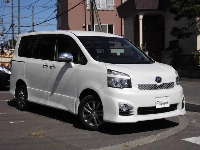 ZS 煌 4WD 7人乗り 両側パワスラ 寒冷地仕様