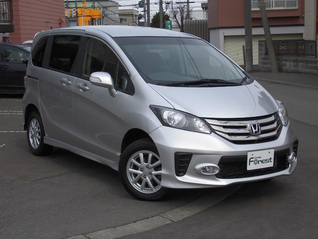 ホンダ G エアロ クールエディション 4WD 7人乗り パワスラ
