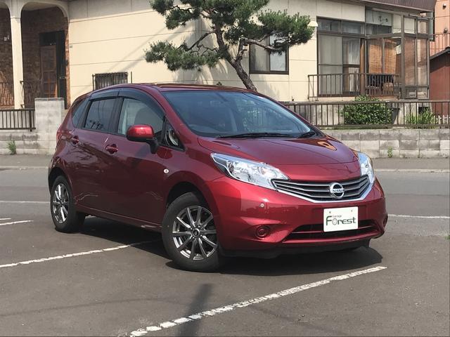 日産 X FOUR 4WD コーナーセンサー ETC 純正エンスタ