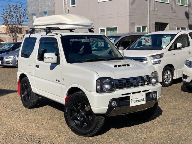 スズキ クロスアドベンチャー 4WD TV ナビ バックカメラ 革シート AW DVD ETC パールホワイト