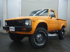 ハイラックスシングルキャブ 4WD