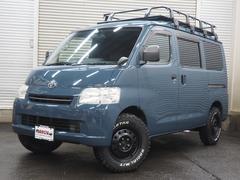 タウンエースバンGL 4WD リフトUP デフロック 全塗装