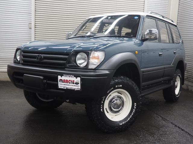 トヨタ TX 全塗装丸目仕様 新品リフトアップ ディーン BFGAT