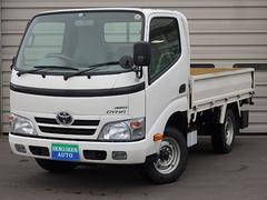 ダイナトラックシングルジャストロー 4WD ディーゼル 積載1.25t