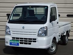 キャリイトラックKC 4WD 3AT エアコン パワステ