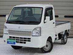 キャリイトラックKCスペシャル 4WD 5AGS AC PS キーレス