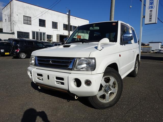 三菱 アクティブフィールドED 4WD 事故歴無 2年保証対象