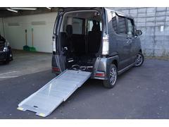 N BOX+カスタムG 車いす仕様車 4WD ワンオーナー 1年保証