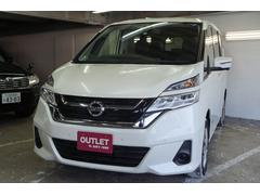 セレナX 4WD 本州仕入 メーカー保証