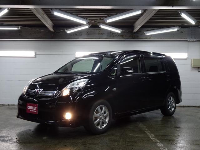 トヨタ プラタナ 4WD ツインモニター/後期/1年保証