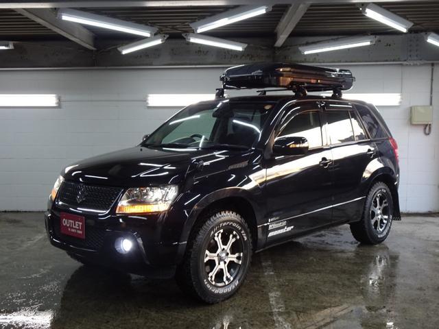 スズキ 2.4G 4WD 16インチグッドリッチ/本州仕入/1年保証