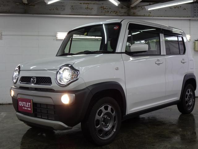 マツダ XG 4WD 本州仕入/社外SDナビTV