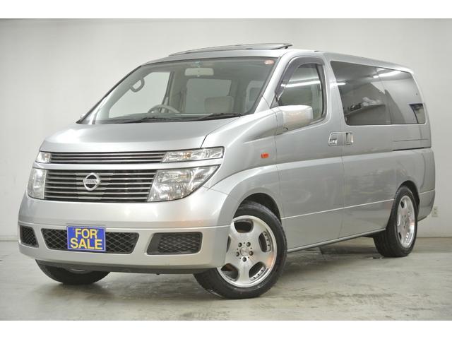 日産 V70th 4WD 天窓 パワスラ 18インチ 新品タイヤ付