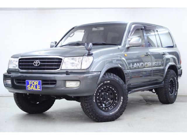 トヨタ VXリミテッド 4WD ディーゼル リフトUP 新品タイヤ