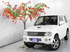 パジェロミニアクティブフィールドエディション 4WD 4年保証