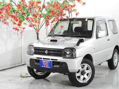 ジムニーXG 事故歴無 4WD 4年保証