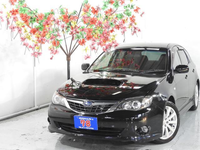 スバル S-GT 4WD 4年保証