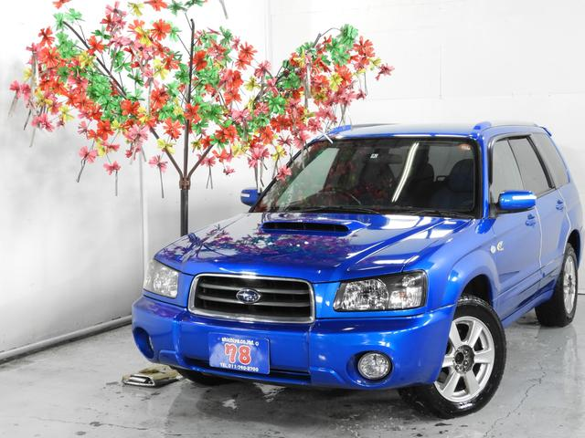 スバル XT WR-リミテッド 2004 4WD 4年保証