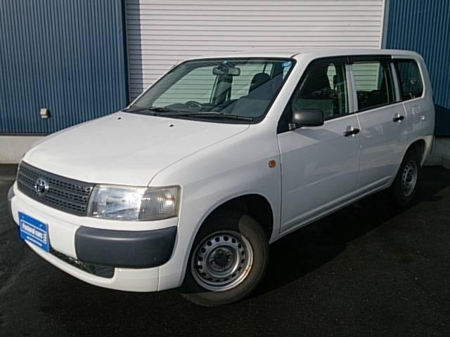 トヨタ DX ETC 4WD ドアバイザー