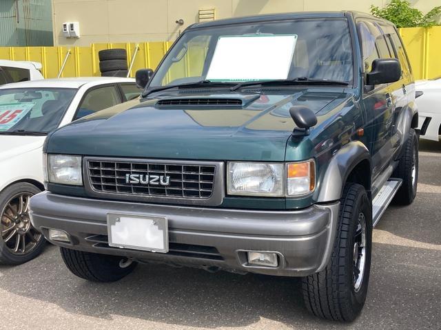 いすゞ ビッグホーン  XS Dターボ 4WD AW ETC AT AC