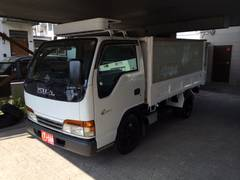 エルフトラック4.3ディーゼル2t土砂禁 荷寸3.0×1.57×1.15