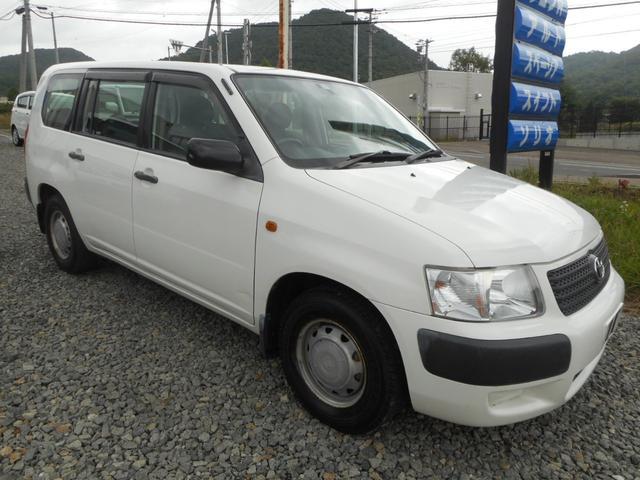 トヨタ U 4WD CNG 天然ガス使用車