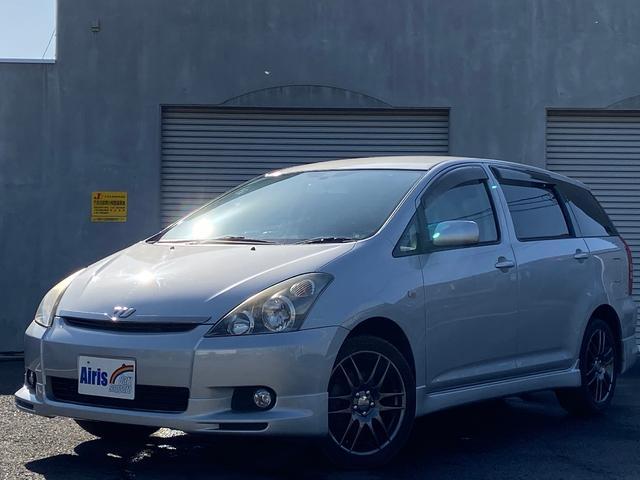 トヨタ X Sパッケージ 4WD 純正エアロ 社外マフラー
