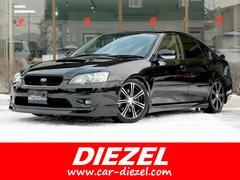 レガシィB42.0GT4WD 5速MT BLITZ車高調 AW ナビTV