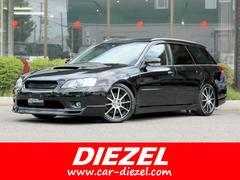 レガシィツーリングワゴン2.0GT 4WD 5速ターボ 新品BLITZ車高調 エアロ
