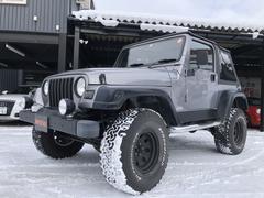 クライスラージープ ラングラーサハラ 4WD リフトアップ 1ナンバー セカンドシート有