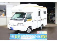 ボンゴトラックキャンピング ロータスRVマンボウ 4WDFFヒーター