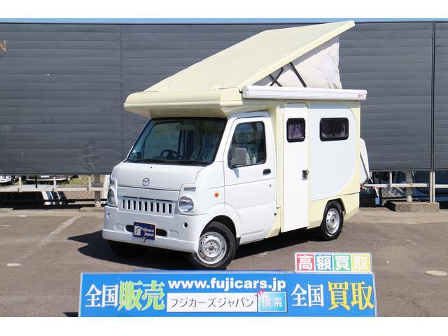 マツダ キャンピング リゾートデュオバンビーノ 4WD