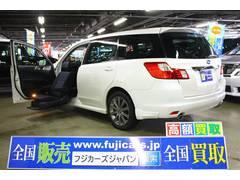 エクシーガ2.0GT 福祉車輌 助手席サイドリフト 4WD