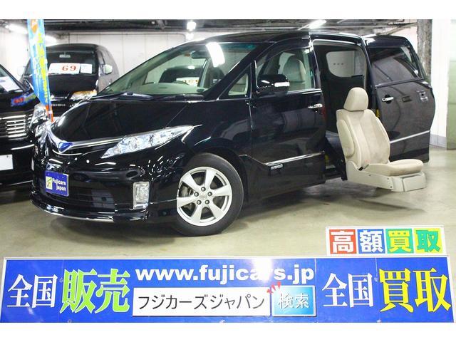 トヨタ G ウェルキャブ サイドリフトアップシート装着車