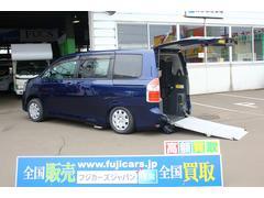ノアX Lセレクション 福祉車両 車椅子2基積 左側Pスラ