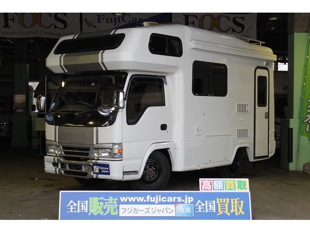 いすゞ ヨコハマモーターセールス オックス 4WD ベバストFF