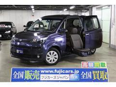 スペイドX 福士車輌 ウェルキャブ 助手席サイドリフト 4WD