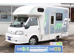 バネットトラックナッツRV マッシュW ワンオーナー 4WD