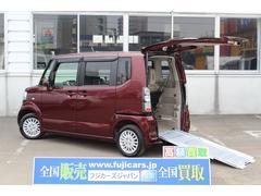 N BOX+G・Lパッケージ 車いす仕様車 スローパー4WD