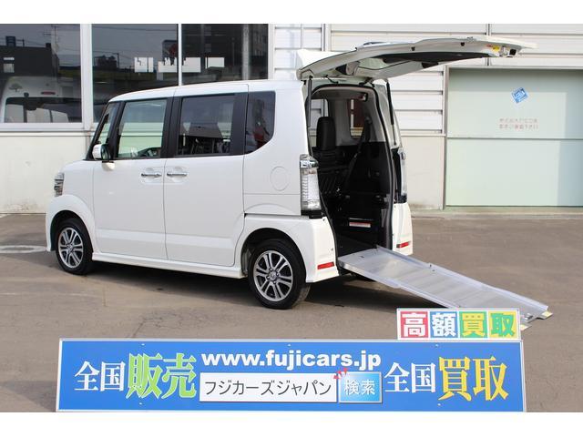 ホンダ G 車イス仕様 スローパー 電動ウィンチ 4WD