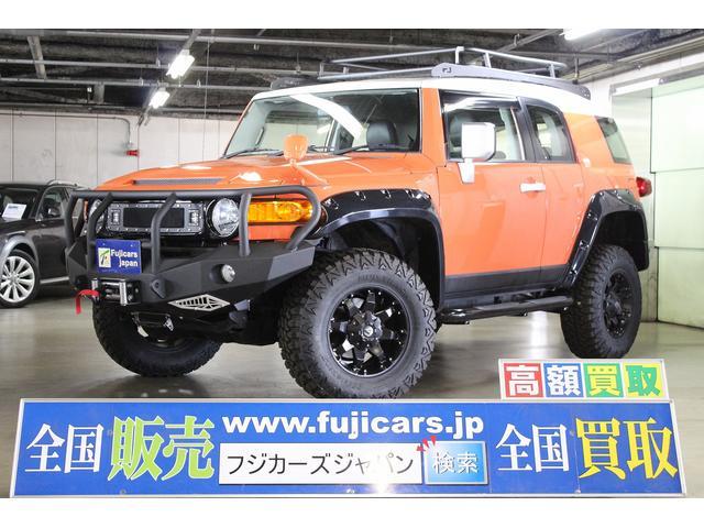 トヨタ カラーパッケージ リフトアップ 電動ウィンチ 4WD