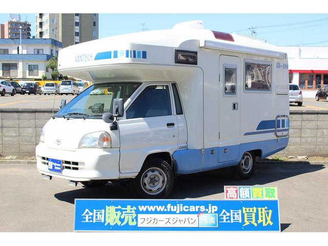 トヨタ バンテックJB490 ディーゼル4WD ワンオーナー
