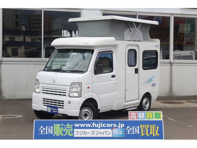 マツダ AZ-MAX K-ai 4WD エレベーティングルーフ