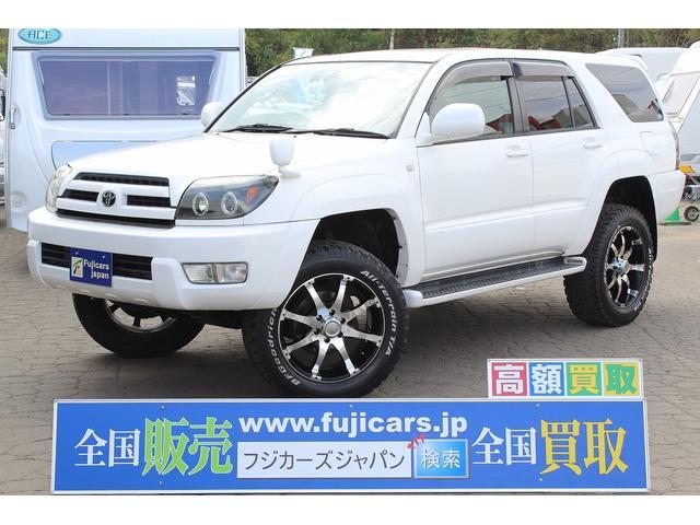 トヨタ SSR-X 社外ヘッドライト MKW リフトアップ 4WD