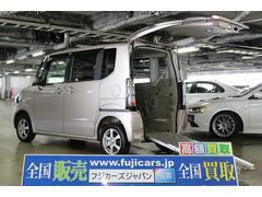 N BOX+福祉車輌 G アルマス スロープ 4WD 電動ウィンチ