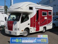 カムロードキャンピング ナッツRV クレア5.3X 4WD