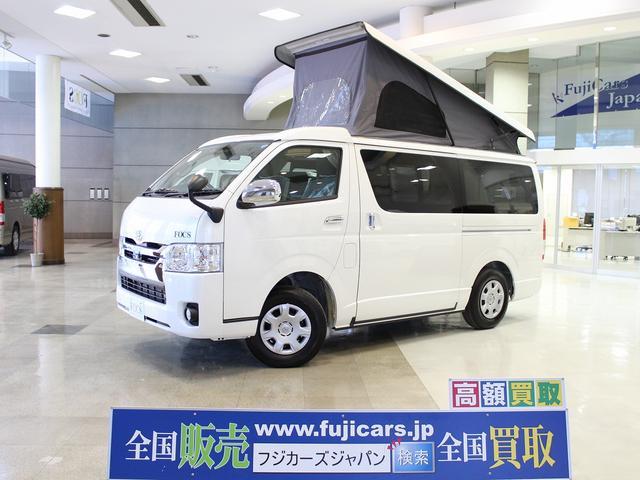 トヨタ キャンピング FOCS エスパシオ+UP 4WD 未登録車輌