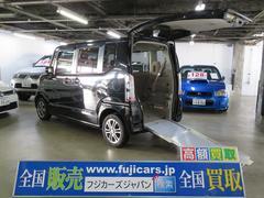 N BOX+福祉車輌G・ターボパッケージ スロープ 4WD 電動ウィンチ